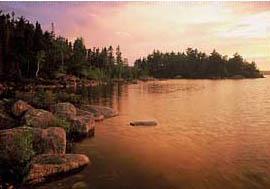 Blue Mtn/Birch Cove Lakes