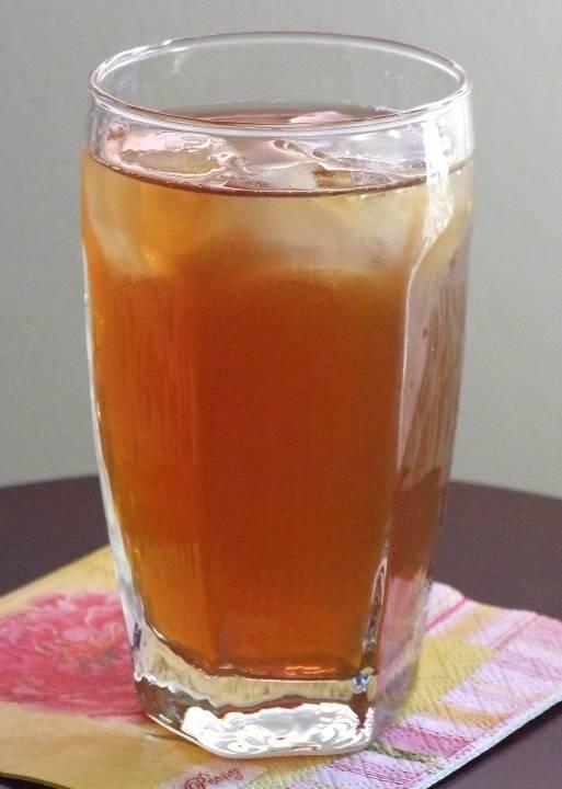 Iced tea...