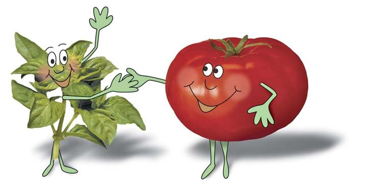 Veggie dance...from The Farmer's Almanac